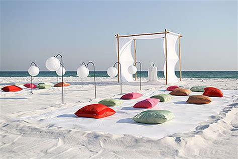 simple beach wedding decoration ideawedwebtalks wedwebtalks