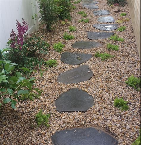 Landscaping With Gravel And Landscape Designer The Farina Company