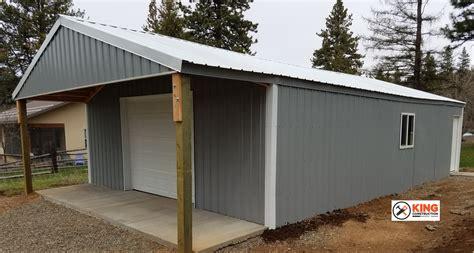 Pole Barns Idaho by Pole Barn Hay Shed Tack Building Levi King