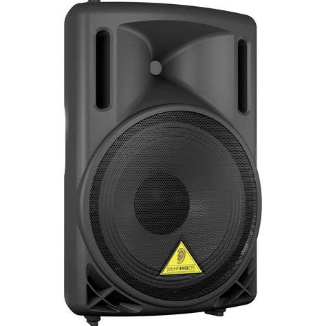 Speaker Subwoofer Behringer behringer b212d 2 way active loud speaker black b212d b h