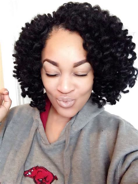 Black Crochet Hairstyles | 52 best crochet braids hair styles with images