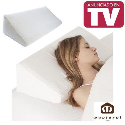 almohada antirronquidos de manterol casa