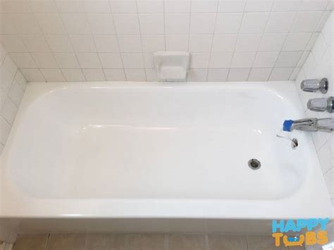 how to refinish acrylic bathtub bathtub refinishing happy tubs bathtub repair and