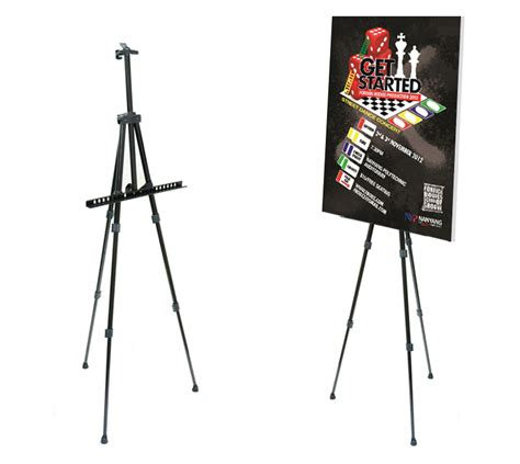 A Stand Easel Poster Stand Artist Stand Printbanner Singapore