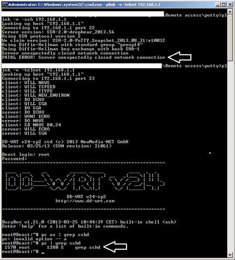 reset nvram dd wrt telnet no ssh access to a dir 615 router running dd wrt firmware