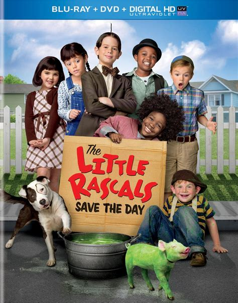 the rascals the rascals save the day dvd release date april 1 2014