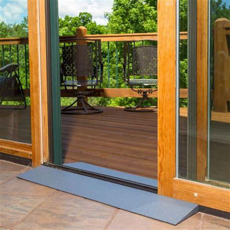 Patio Door Threshold Silver Lightweight Foam Threshold Wheelchair Rs Discount Rs