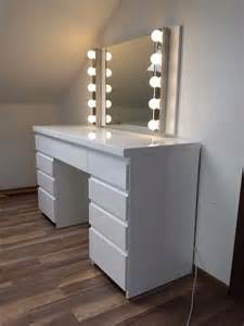 Makeup Vanity Gumtree White High Gloss Dressing Table And Modern
