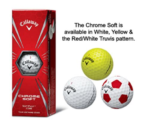 soft golf balls for slow swing speeds callaway chrome soft golf balls review
