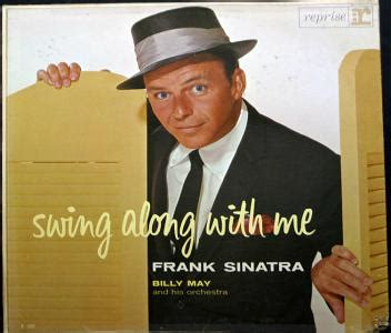 frank sinatra swing along with me ebluejay frank sinatra quot swing along with me quot