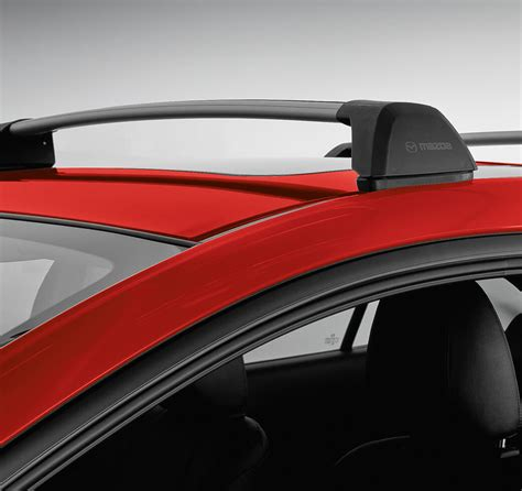Mazda 3 Surfboard Rack by 2018 Mazda 3 Hatchback Interior Exterior Accessories