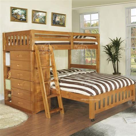 Dipan Anak Jati Jepara dipan anak susun minimalis mebel jati jepara mebel minimalis modern jual furniture jepara