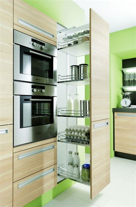 Modern Kitchen Storage Ideas modern simple clean kitchen ideas storage drawers