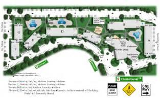 Hotels Near Orlando Convention Center Map by Orlando International Drive Hotel Near Orange County