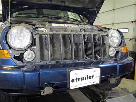 2005 jeep liberty derale series 8000 plate fin transmission cooler kit w barb inlets class iii