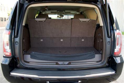 gmc yukon trunk space yukon xl interior dimensions www indiepedia org