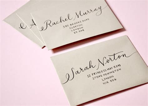Wedding Invitations Addressing by There Is So Much Etiquette That Goes Into Addressing Your
