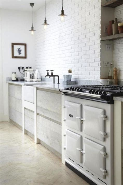 white brick backsplash 18 contemporary kitchen designs with brick backsplash rilane
