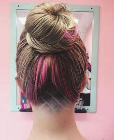cute triangle undercut at nape 11 funky hairstyles you can wear with that corporate job