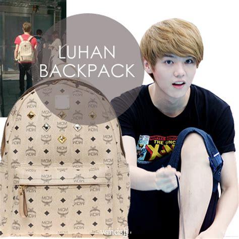Kalung Bts Shopee limon kpop shop tas luhan exo mcm backpack