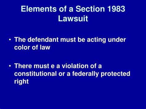 section 1983 cases section 1983 cases 28 images free eguide rosenstock s