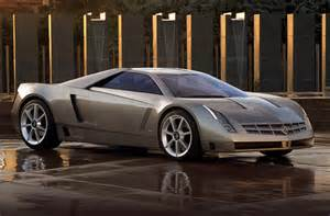 Cadillac In The Island Cadillac Cien Concept Pillars Front Angle