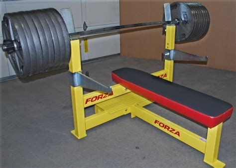sorinex bench cost no object machines and free weights the best of the