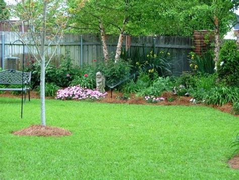 Backyard Yard Ideas Southern Landscape Backyard Gardens