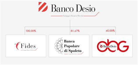 home banking banco desio profile banco desio corporate website
