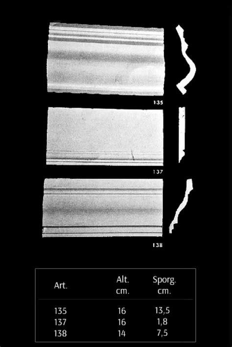 cornici gesso per pareti cornici in gesso per luce diffusa firenze toscana cornici