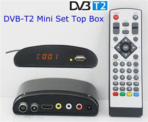 Tv Digital Dvb T2 dvb t2mini digital tv receiver set top box home hdtv hdmi usb