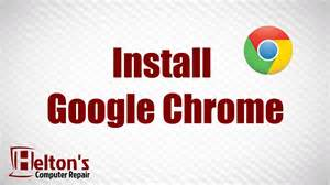 How To Download And Install Google Chrome - YouTube
