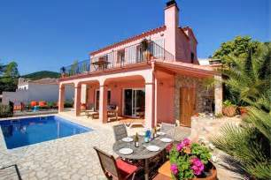 tamariu costa brava location villa
