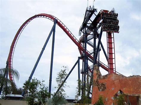 Busch Gardens Ta Roller Coasters by Sheikra Roller Coaster Photos
