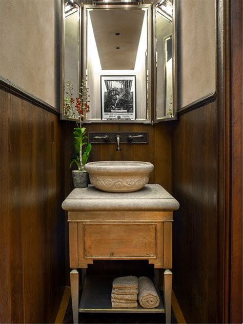 tiny powder room best small powder room design ideas remodel pictures houzz