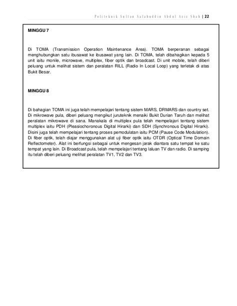 format cd li format penulisan laporan li