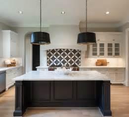 Black Or White Kitchen Cabinets Interior Design Ideas Home Bunch Interior Design Ideas