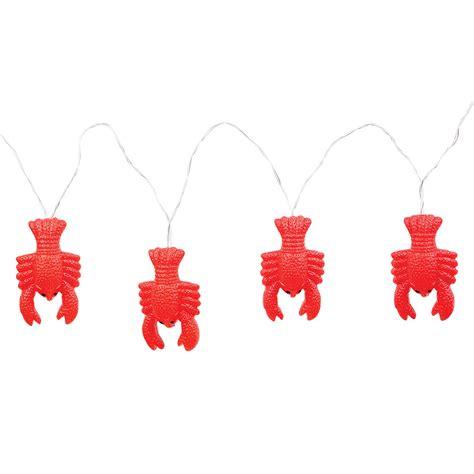 Lobster String Lights Buy Sunnylife String Lights Lobster Amara