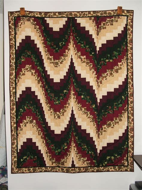 Bargello Quilt Bargello Quilt By Quiltfreak8 On Deviantart