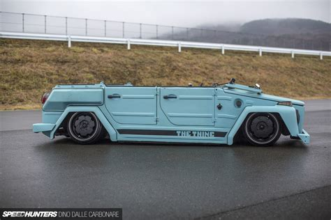 volkswagen type 181 thing the thing speedhunters