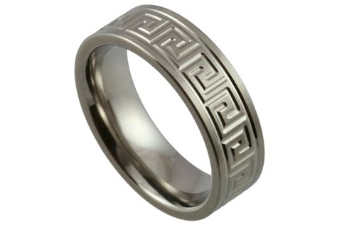 Wedding Ring Titanium by Titanium Mens Wedding Rings Wedding Ideas And Wedding