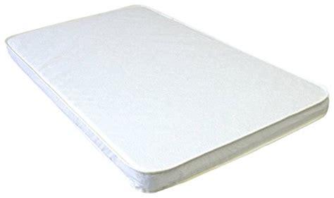 Crib Mattress Made In Usa by La Baby Waterproof Portable Mini Crib Mattress 2 Quot Made