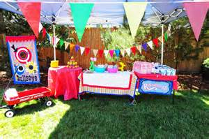 seriously sabrina diy backyard carnival emily s