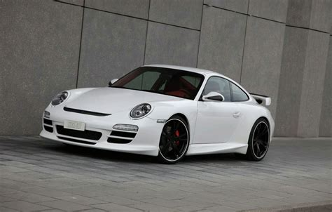 Porsche 997s by Porsche 997s By Techart Automotorblog