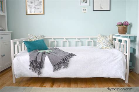 how to build a day bed hometalk build a modern day bed from plain old lumber
