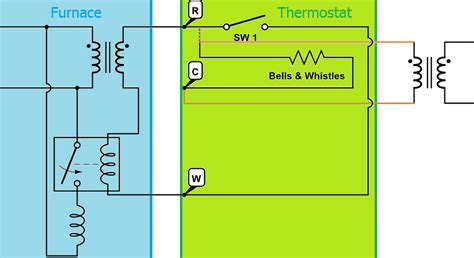 isolation relay wiring diagram for thermostat isolation