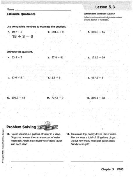 prep 5th grade algebra textbook