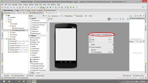 java where is android studio layout preview stack eclipse layout preview not working in android studio