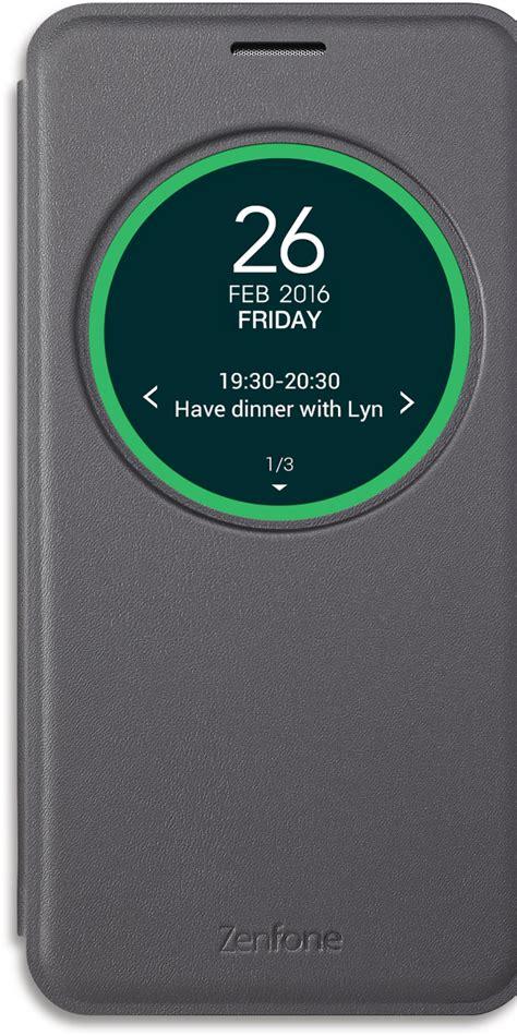 Mirror For Zenfone Max Black zenfone max view flip zc550kl phone accessory