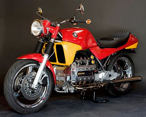 Remotremote K Vision K Vision K1100 Orioriginal Limited 0115 bmw k100 custom bike exif
